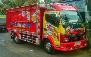 Gambar Foto Modifikasi Mobil Truk Lampung dan Jawa