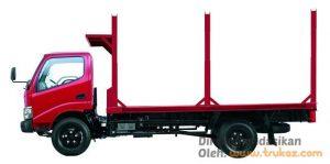 Gambar Foto Modifikasi Truk Dyna Angkutan Barang Besar