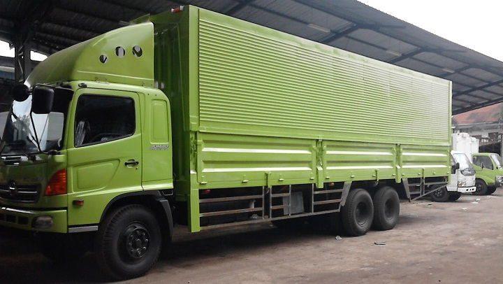 Jenis Mobil Truk Besar Tronton Panjang | Mobil Truk