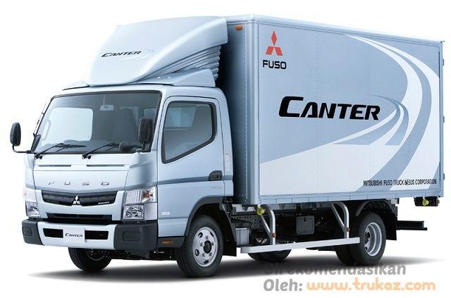 Gambar Foto Modifikasi Mobil Truk Mitsubishi Fuso Canter