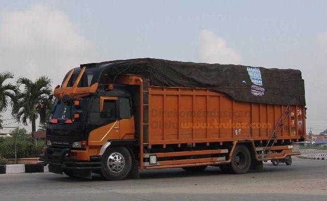 Modifikasi Mobil Truk Mitsubishi Tronton | Mobil Truk