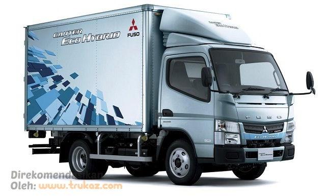 Modifikasi Mobil Truk Mitsubishi Truk Box Canter Mobil Truk