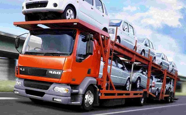Gambar Foto Bak Truk Besar Modifikasi Angkutan