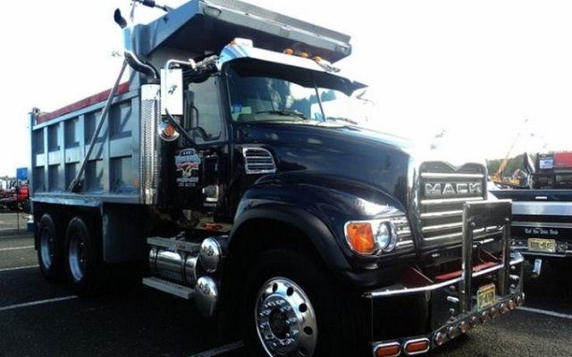 Gambar Foto Truk Besar Modifikasi - Dump Truck Besar