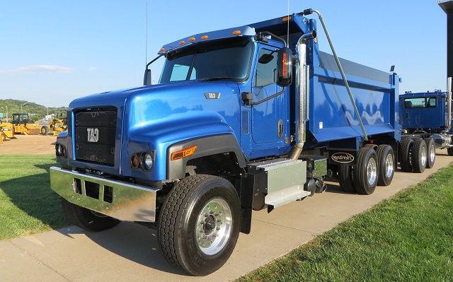 Gambar Foto Truk Besar Modifikasi - Dump Truck Terbaru